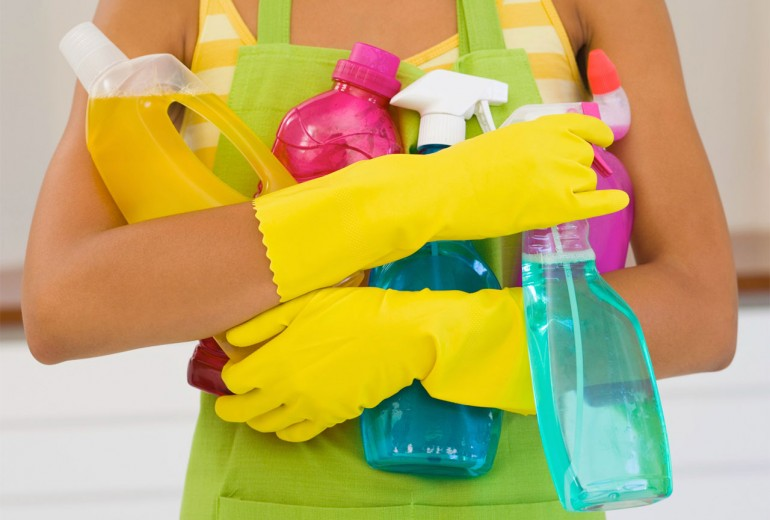 Free house and commercial cleaning quotes
